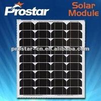 monocrystalline silicon solar cells 100w