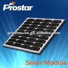 pet laminated solar module