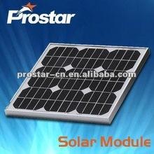high quality 120w 18v poly solar panel
