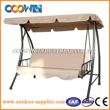 outdoor garden swing bed