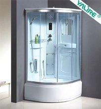 abs fine massage tempered glass european style sitting shower room