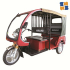 2014 best selling borac model for passenger three wheel electric auto rickshaw tricycle made in China for India and Bangladesh