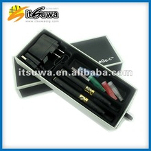 Factory direct variable voltage battery & super competitive price ego electronic cigarette kit