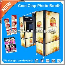 Digital de la boda eventos instantánea de la máquina de fotos