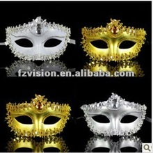 Female Christmas Decoration Carnival Delicate Masquerade Masks Buy Cheap