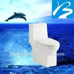 Elegant Siphonic 1 Piece Italian Toilet