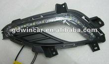 Factory Wholesale Good Quality European Style 6-16V LED Daytime Running Light/ LED DRL Light for Hyundai New Avante