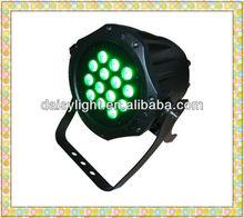 Outdoor Waterproof PAR DJ Control Light RGB 3-In-1 LED 3w*14pcs