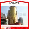 WM120 72W VISIBLE FRAME ALUMINUM GLASS CURTAIN WALL GLASS WALL CHINA SUPPLIER SHANGHAI FACTORY