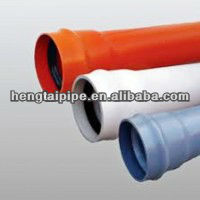 Plastic PVC(UPVC/MPVC) pipe and fittings for water supply,irrigation,drainage/sewage