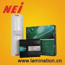 (Gloss&Matt) BOPP Adhesive lamination film,used on hot lamination machine