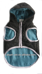 Pet Clothing---Stylish Cute Cotton Dog Jacket with Hood