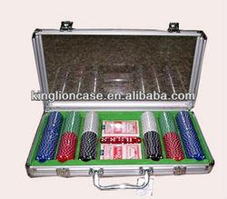 custom chip carry aluminum case KL-O133