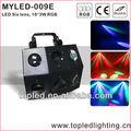 Seis - lente laser efeito de luz