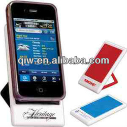 plastic stand holder phones for promotion