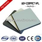 compact laminate; hpl laminate ;12mm