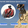 1080P Full HD Extreme Sports DVR Bullet Style 20M Waterproof,Moto, MTB, Skiiing,Snorkeling,Glidparauting,RC Toys