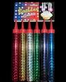 30cm multi cor de velas fonte, cores piscando velas, e coloridas velas decorativas para aniversário