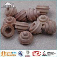 wood plug/ wholesale wooden bottle cap