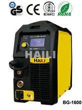 Inverter Dc IGBT MCU MIG/TIG/MMA 3 In 1 MIG Welding Machine(BG-1600)