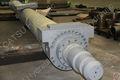 la medición de tiempos de submarino del cilindro hidráulico