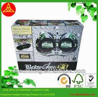 Craft sound packaging box