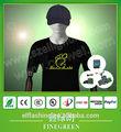 2014 novo design diy camiseta el 1 ano de garantia el t- shirt