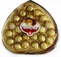 18 PCS coração forma por atacado Chocolate