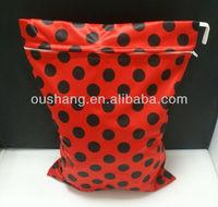 Pororo cloth diaper dry bag