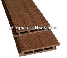 wood grain wpc siding
