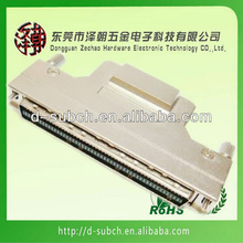 scsi connector 100pin 180Angle male CN type