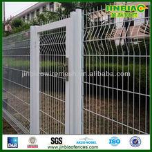 single swing gate/iron fence gates/security fence gates(manufactory)