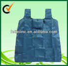 Polyester reusable folding tote bags