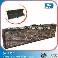 camouflage military rifle aluminum gun case
