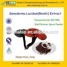 GMP Manufacture Supply 100% Natural Ganoderma Lucidum Extract/Reishi Mushroom Extract Polysaccharides 10%-50%