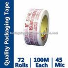 Packing Tape Custom Logo