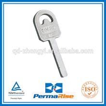 High quality ILCO brass door key blank solex key