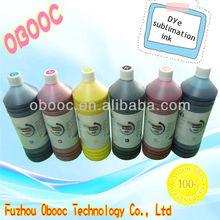 2015 Hot Dye sublimation ink for Wide Format Printer 4880/4000/9600/9800/7600