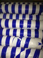 PVC stripe Tarpaulin