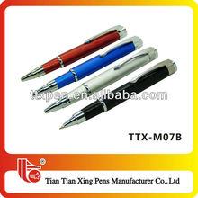 TTX-M07B Colorful copper cello ballpoint pen