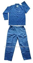 Pant&shirt cotton/polyester
