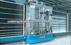 Insulating glazing washing and drying equipment