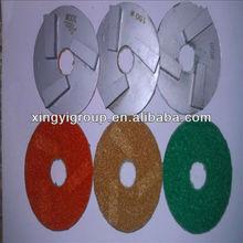 concrete floor metal polishing pads