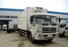 Dongfeng refrigerated van and truck