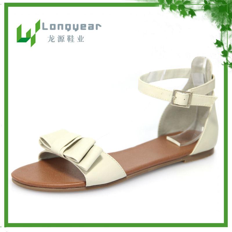 señoras sandalia de modas 2013 modelo