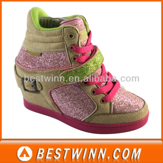 Sneaker Wedges 2014 2014 Kids Hidden Wedge Sneaker