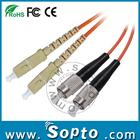 FC to LC/SC/ST Connectors MM Fiber Optic Patch Cord