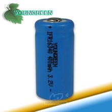 400mAh Li-ion Cell Battery
