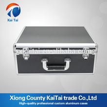 aluminum sample carry case