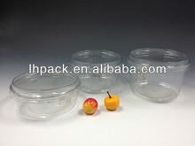 Dispoable Plastic 16 oz Clear Food Container